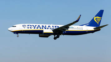 Ryanair flight: Racial abuse incident referred to police