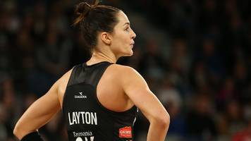 Australia netball great Layton opens up on depression battle