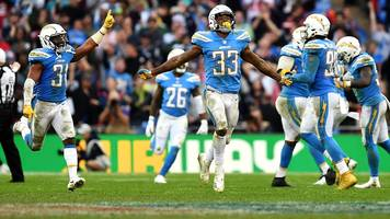 Highlights: Los Angeles Chargers 20-19 Tennessee Titans