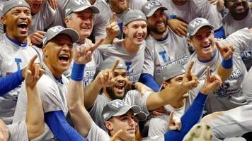 World Series: Los Angeles Dodgers beat Milwaukee Brewers to reach World Series