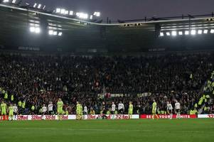 'tough to take' - what the sheffield united and derby county fans said after championship clash