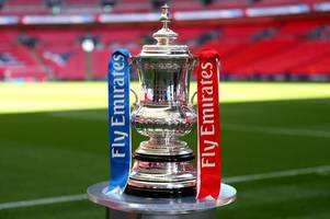 fa cup first round draw: when is it and what number are grimsby town?