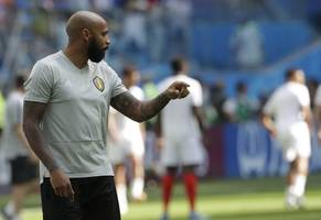 Thierry Henry 'positive' despite loss in Monaco bow