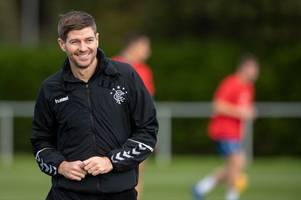 the impact rangers boss steven gerrard is having on the club's academy