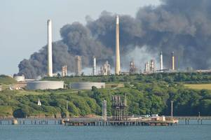 The terrible day a massive explosion killed four oil refinery workers