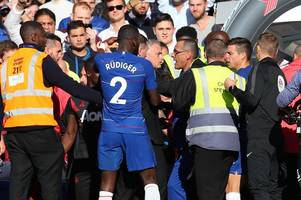 maurizio sarri has a message for chelsea fans following abuse to jose mourinho