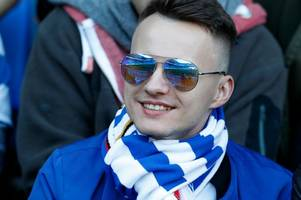 reading fc v millwall fan gallery: the best pictures as royals tame the lions