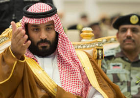 U.S. officials turn ire on Saudi Crown Prince, Trump remains cautious