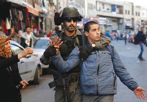 pa condemns arrest of senior palestinian officials by israel