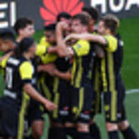 football: wellington phoenix open a-league campaign with win over newcastle jets