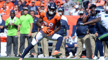 Report: Broncos 'Listening to Trade Offers' for Wideout Demaryius Thomas