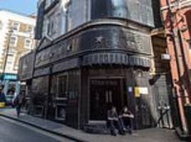 iconic windmill theatre strip club in soho loses battle to renew licence