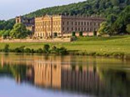the real downton abbey: historians uncover a 19th century scandal at stately home chatsworth