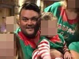 dj charlie sloth is father-of-three, 37 (not 31 as he pretends), living in £500,000 northampton home