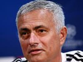 jose mourinho says he wants manchester stay as he rules out return to real madrid
