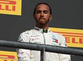 lewis hamilton vows to 'come back stronger' at the mexico grand prix