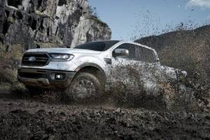 the new ford ranger pickup is being built at one of the carmaker's most famous factories (f)