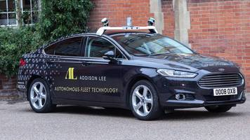 Addison Lee plans self-driving taxis by 2021