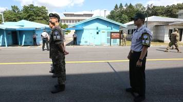 koreas to remove guns and guard posts from panmunjom 'truce town'