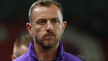 gary rowett: stoke city manager charged by football association