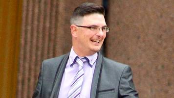Warrington care worker grabbed 82-year-old man by throat