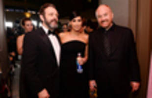 Sarah Silverman Reveals Louis C.K. Used To Masturbate In Front Of Her With Consent