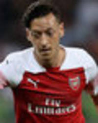 arsenal team news: aubameyang and ozil to return in likely 4-2-3-1 to face leicester