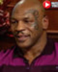 mike tyson says he would have bitten evander holyfield again if infamous fight continued
