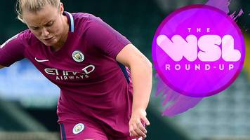 WSL round-up: Manchester City & Arsenal hit six