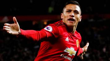 manchester united v juventus: sanchez ruled out, ronaldo to return