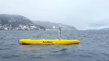 UEA research: Robotic boat to survive Antarctic