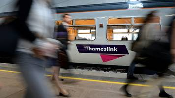 grayling to decide on govia thameslink penalty 'in weeks'