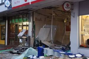 spondon post office explosion: what we know so far