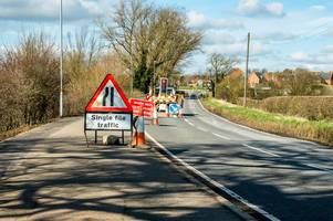 watch out for these roadworks in derby this week