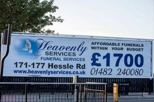 controversial hull funeral parlour says it is not 'like the addams family' after 'derogatory and false allegations'