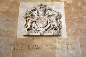 jury finds bedminster man exposed himself to two children