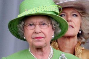 Queen's brutal actions when Prince Charles first dated Camilla