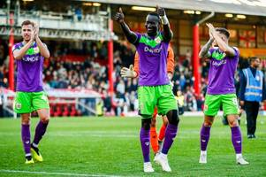 this is bristol city's chance to show the championship what they are about