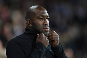 'we've got a lot of traffic to get through' - darren moore on west brom's season so far