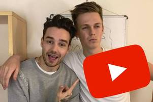 This is why YouTuber Caspar Lee keeps getting spotted in Exeter