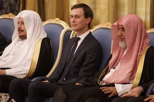 Kushner On Khashoggi: 'We Have To Be Able To Work With Our Allies'