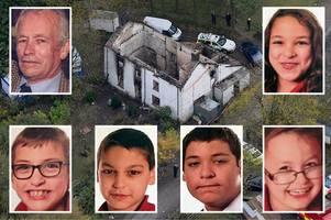 deadly fumes killed scottish dad and five kids in mystery farmhouse fire