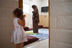 polygamy persists in bedouin culture. that could be changing.