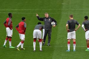 arsenal and per mertesacker's temporary plan to replace former u18's manager kwame ampadu