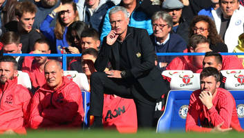 jose mourinho launches 'mole hunt' after lineup leaks as man utd seek to maintain mini-revival