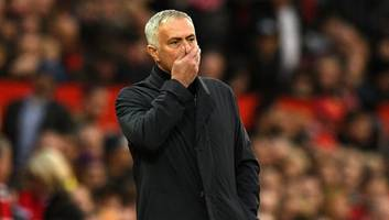jose mourinho sweating on fa sanctions as referee includes fight in official report