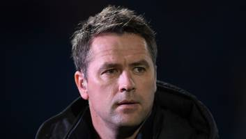 michael owen backs arsenal's attacking firepower claiming the points are 'staying in the capital'
