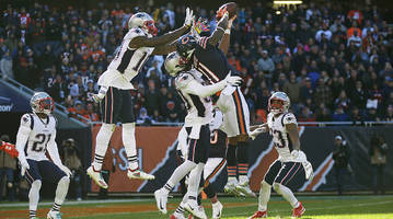 one yard proves to be the difference as patriots defeat bears