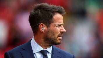 'why on earth?': sky sports pundit jamie redknapp questions newcastle's sale of in-form forward