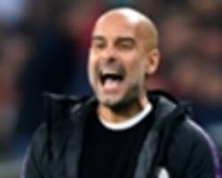 guardiola claims man city produced best showing of his reign against shakhtar